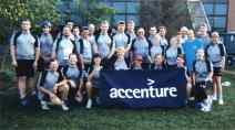 The Accenture Bike Team